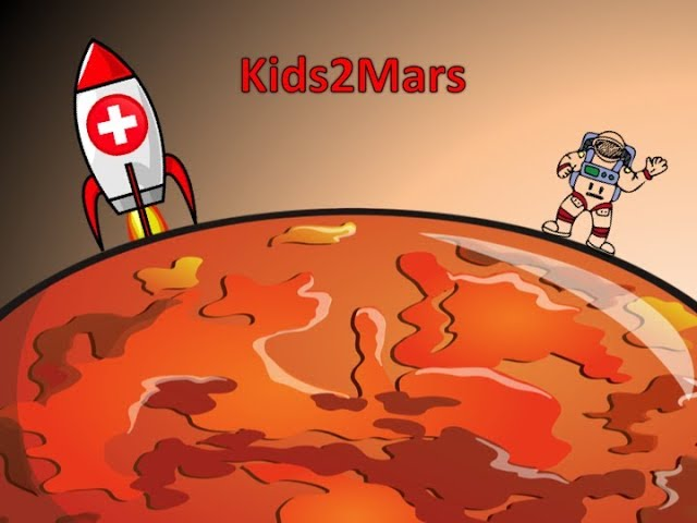 ENG Kids2Mars | Switzerland - How and when did Mars originate? Is there water on Mars?