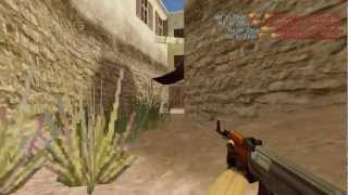 Counter Strike 1 6 Na`Vi Zeus vs place2play @ TechLabs Kiev 2012