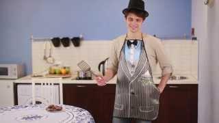 "Видеообзор фартука ""Джентльмен на кухне"""