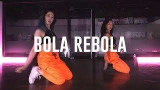 Download Lagu Tropkillaz, J Balvin, Anitta - Bola Rebola Choreography ZZIN X KYME Pop-up Class / E Dance Studio mp3