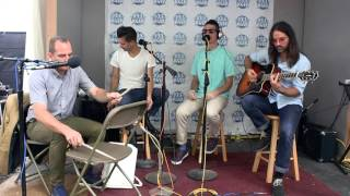 "MUTEMATH ""Monument"" Live Backstage at Austin City Limits 2015 