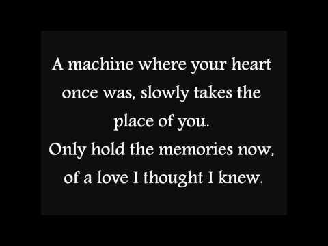 Anberlin-Breaking Lyrics
