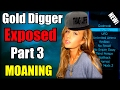 Black Ops 2 Gamer Girl Exposed! Moaning For Mods! Part 3! (gold Digger!) mod Digger video