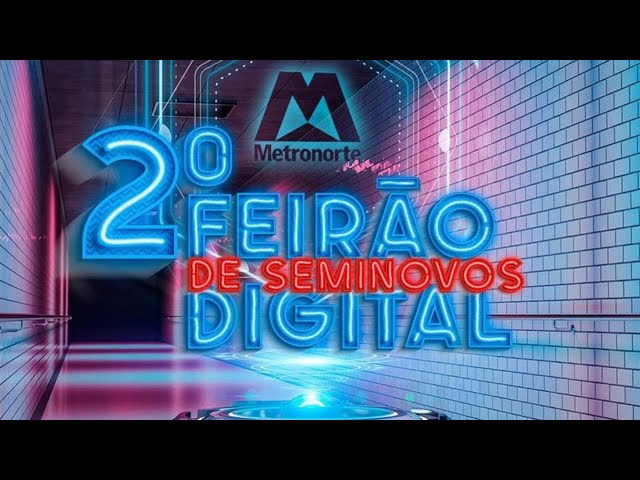 2º Feirão de seminovos digital