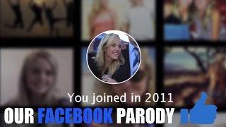 Facebook Movie Parody