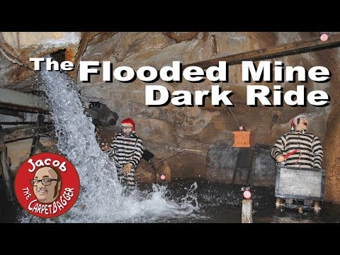 The Lost Dark Ride - The Flooded Mine