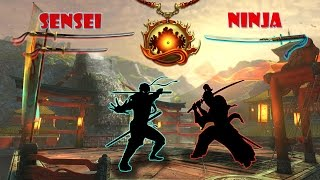 [In 4 minutes] How to be Sensei - Shadow Fight 2