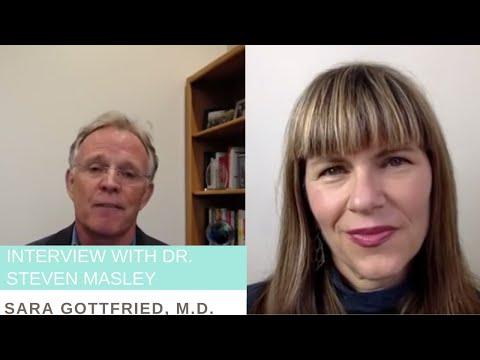 Dr. Sara Gottfried Talks Brain Health with Dr. Steven Masley