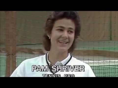 Pam Shriver, Tennis champ dishes on Tracy Austin, Chris Evert,  Martina and more!