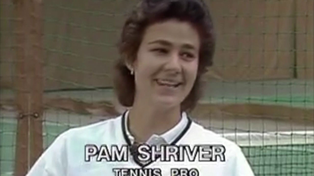 Pam Shriver Tennis champ dishes on Tracy Austin Chris Evert