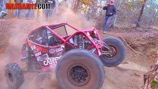 7 YEAR OLD CASH LeCroy ROCK CRAWLING HIS TURBO RZR BUGGY