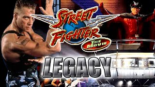 STREET FIGHTER - The Movie The Game: SF Legacy 2016 (Part 11)