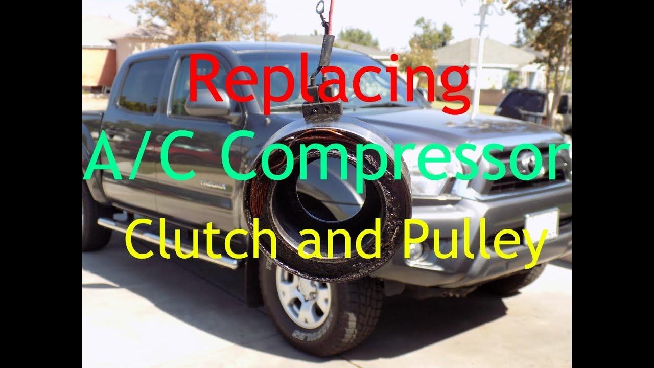 New AC Compressor CLUTCH Bearing fits; Toyota Tacoma 2005-2016