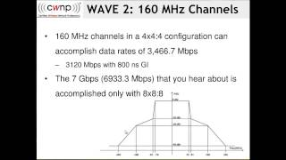 802 11ac new features a cwnp webinar with tom carpenter