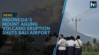 Indonesia's Mount Agung volcano threatens to erupt