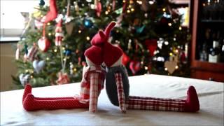 Dekorowanie domu na Boże Narodzenie (ozdoby w stylu skandynawskim)