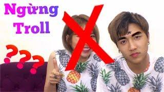 H&M CHANNEL | Nghỉ Troll Để Học Tiếng Nước Ngoài Và Cái Kết Đắng | CẶP ĐÔI BÁ ĐẠO