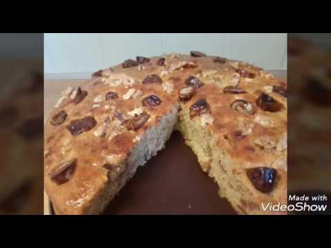 recette-tunisienne.gateau-au-datte,,,,قاطو-التمر