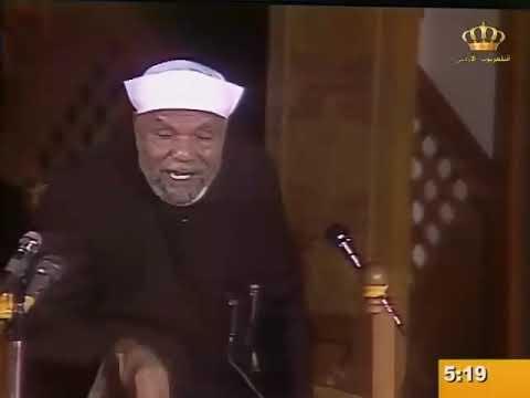 خواطر الشيخ محمد متولي الشعراوي حول سورة الرعد الحلقة 1 Youtube