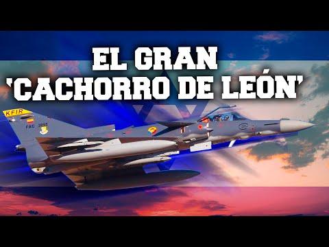 IAI Kfir   El Caza ISRAELÍ Que Promete Ser MUCHO MÁS Que Una 'copia Del Mirage III'