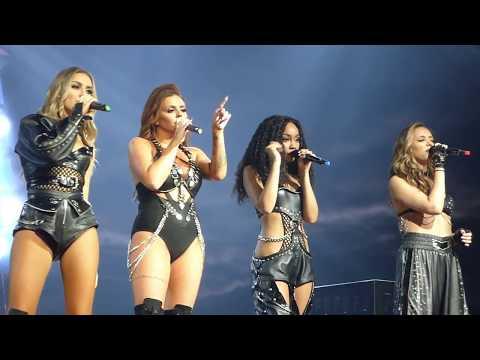 Little Mix-F.U-Glory Days Tour-Nottingham Motorpoint Arena 15.11.2017