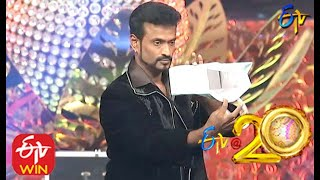 SAC Vasanth Performs Magic in ETV @ 20 Years Celebrations - 9th August 2015