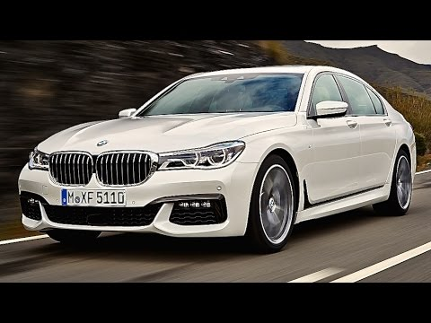 New BMW 7 Series 2016 REVIEW 750Li XDrive M Sport G11 G12 CARJAM TV HD 2015