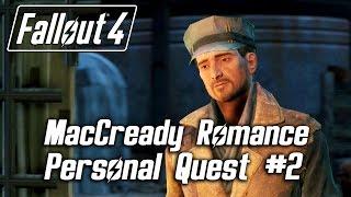 Fallout 4 - MacCready Romance - Personal Quest 2