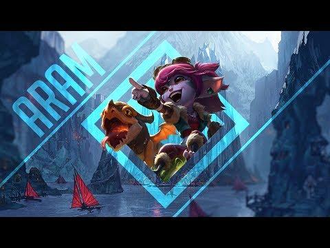 League of ARAM #01: Tristana (CZ/Full HD/60FPS)