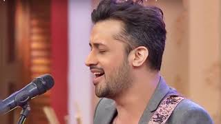 Dil Diyan Gallan | Without Music | | Sing By Atif Aslam |