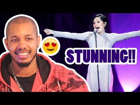 JESSIE J - I WILL ALWAYS LOVE YOU THE - SINGER 2018 EPISODE 13 REACTION