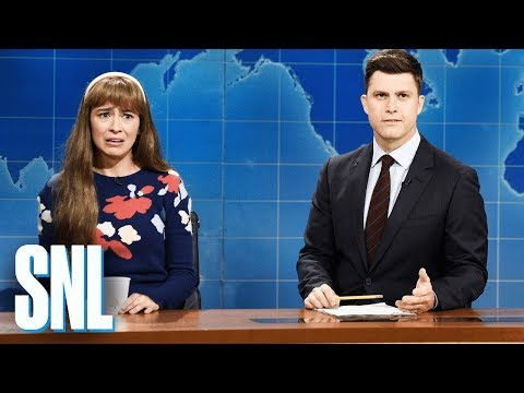 Weekend Update: Every Teen Girl Murder Suspect on Law & Order - SNL