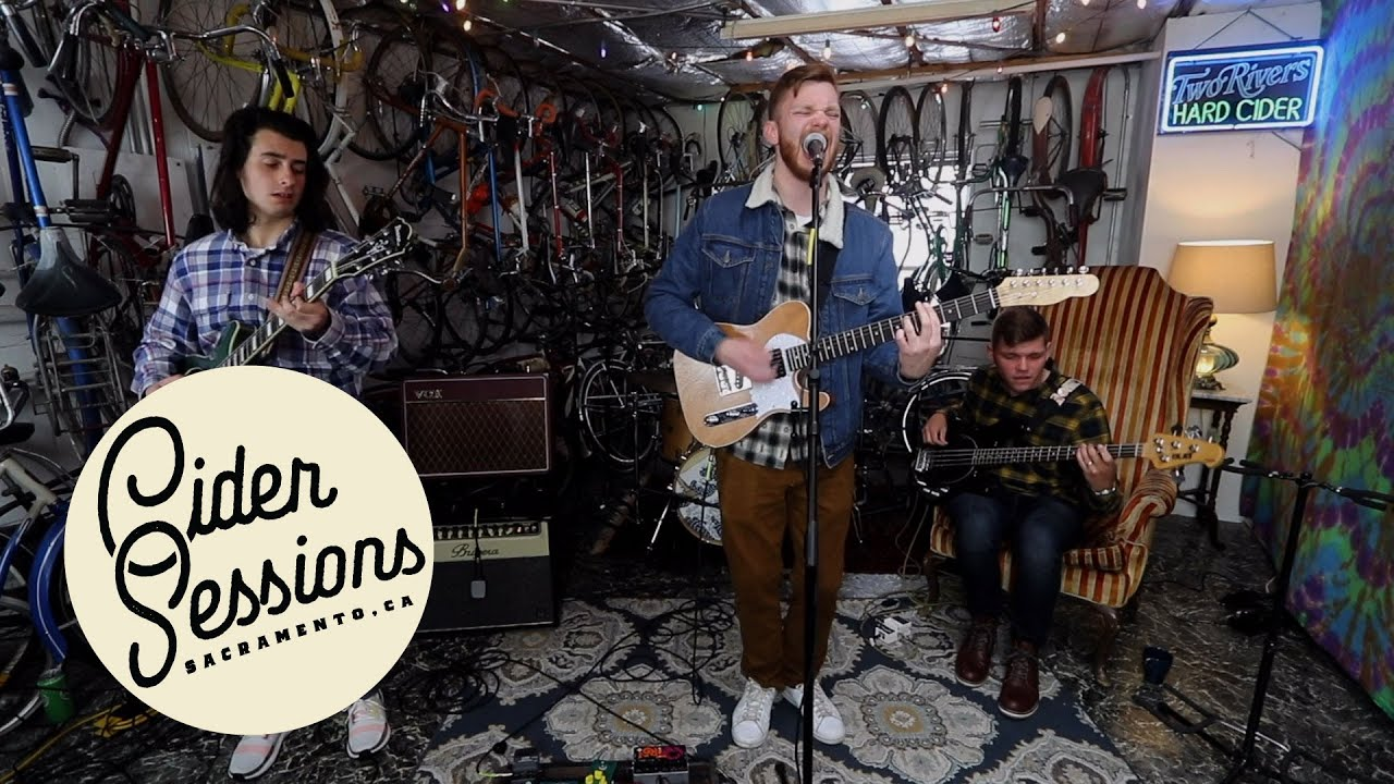 The New Crowns - This Old Theme (Live) Cider Sessions