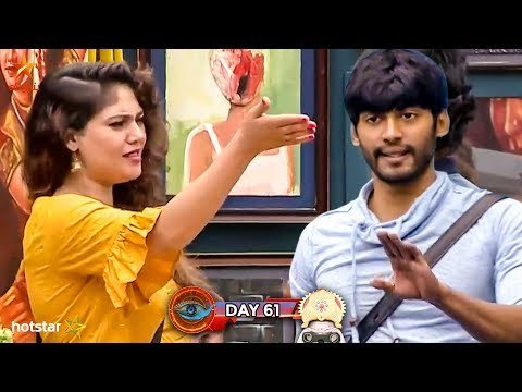 """""""Sherin - Tarshan மோதல்"""" - Bigg Boss 3 Tamil Day 61 Review   23st August"""