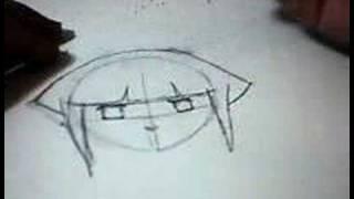 How to draw hinata
