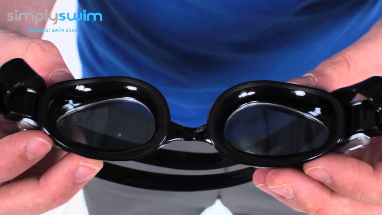 beauty separation shoes high fashion Aqua Sphere Kaiman Exo Goggle - Mirrored Lens - www.simplyswim.com
