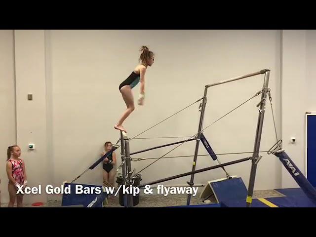 TNT Gymnastics - Xcel Bar Routines 2020