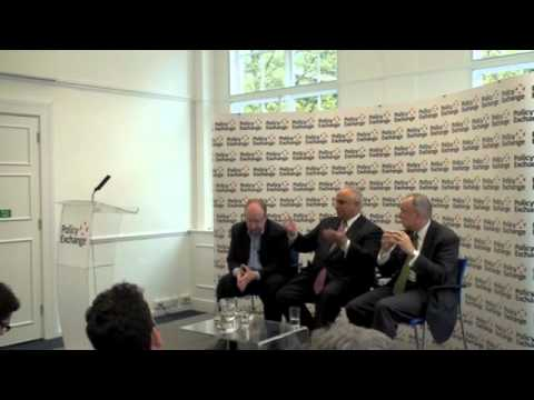 Collaborate or Perish! with Bill Bratton and Zach Tumin | 23.04.2012 ...
