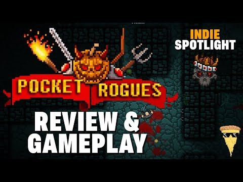 Pocket Rogues Review And Gameplay | Indie Game Spotlight