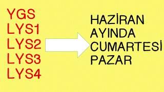 YGS-LYS KALDIRILDI 2018 SINAV SİSTEMİ AÇIKLANDI İŞTE GÜNCEL KESİN DETAYLAR !!!!