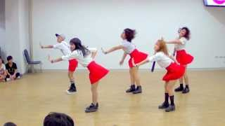 130922 Fossil cover f(x) - Rum Pum Pum Pum @Hello! Korea by MBK & iTeen (Audition)