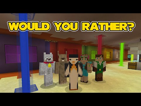 Minecraft Xbox: Would You Rather