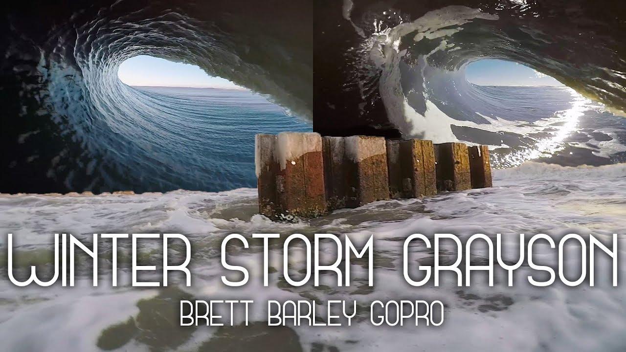 Winter Storm Grayson  |  Brett Barley GoPro