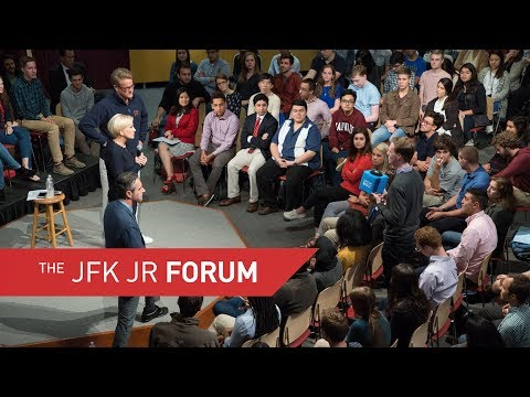 Harvard Students Speak Up: A Town Hall on Politics and Public Service