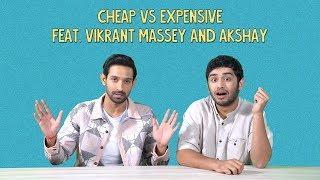 cheap v expensive