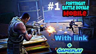 Fortnite Mobile || Android Game || Creative distraction ||