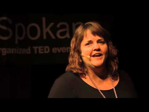 Young Adult Lit Belongs to Everyone | Kris Dinnison | TEDxSpokane