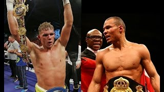 Billy Joe Saunders vs. Chris Eubank Jr. II - REMATCH PROMO