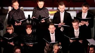 Mendelssohn - AVE MARIA, op. 23, br. 2 - Komorni zbor Ivan Filipović