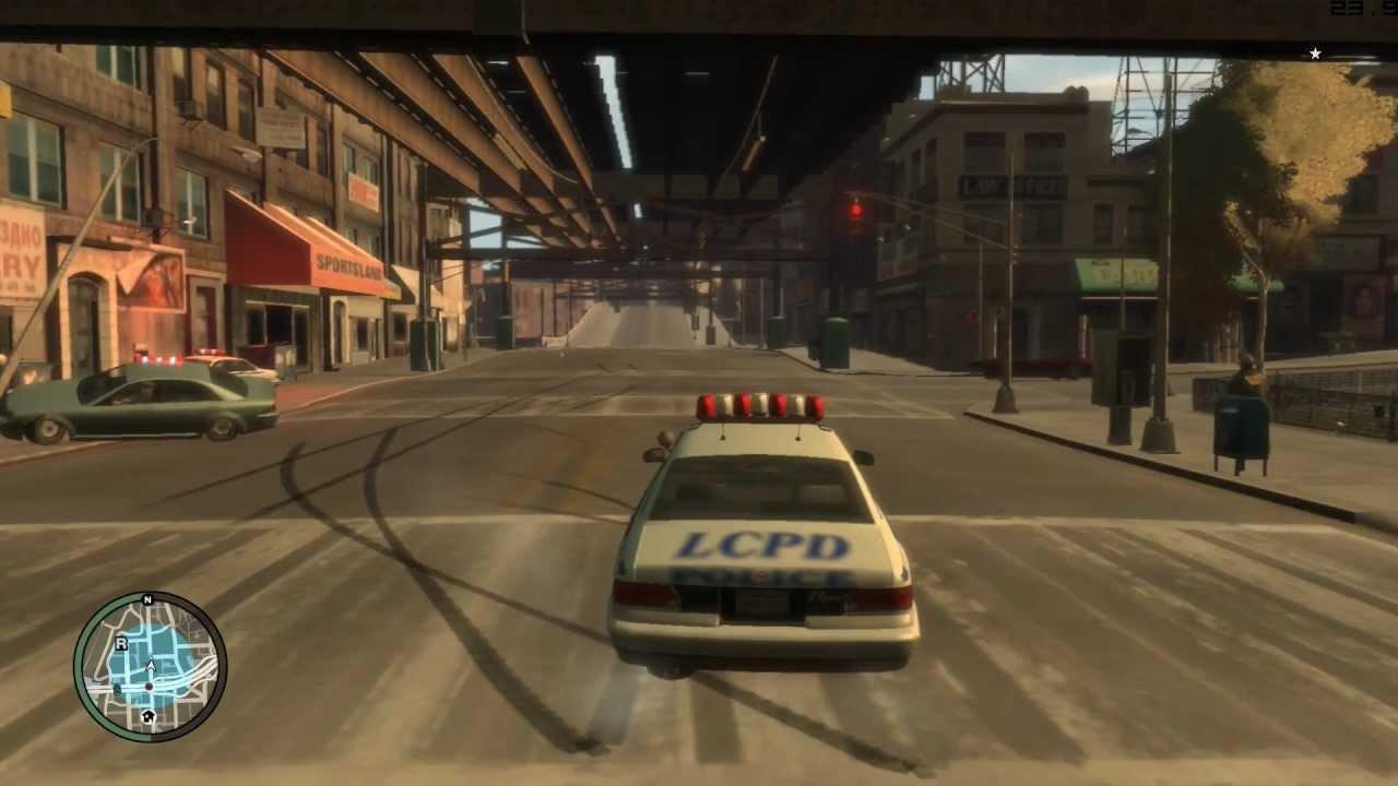 Grand Theft Auto Iv On Intel Hd Graphics 4000 Benchmark